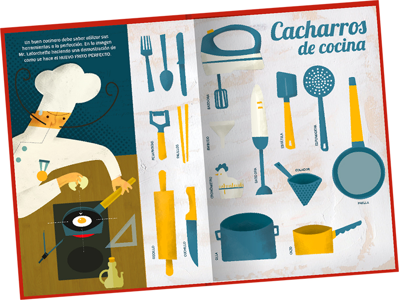 La nostra cuina - laforchette. Nuestra cocina - laforchette. What's cooking - laforchette