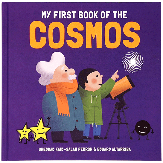 Published titles - My first book of the Cosmos