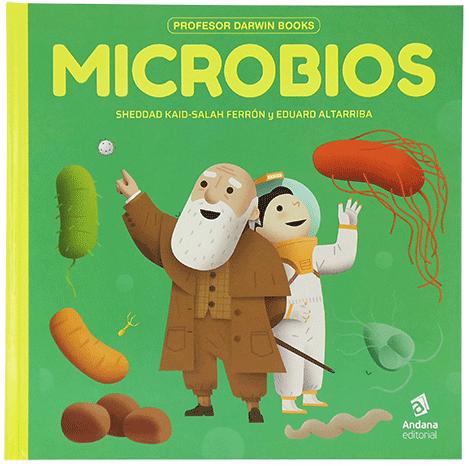 Títulos publicados: Microbios
